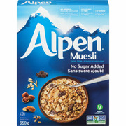 Alpen - Cereal No Sugar & Salt