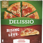 Delissio - Canadian Pizza - Rising Crust