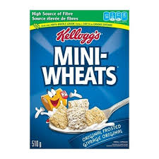Kelloggs - Frosted Mini Wheats