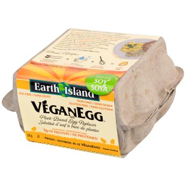 Earth Island - Vegan Egg - Egg & Gluten Free
