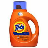 Tide Liquid Laundry Detergent 2X Orginal 24LD