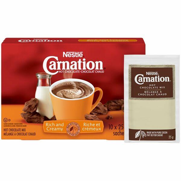 Nestle - Carnation - Hot Chocolate - 10 Pack