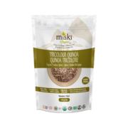 Miski Organics - Tricolour Quinoa Grains