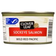 Cloverleaf - Sockeye Salmon