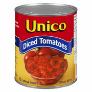Unico - Diced Tomatoes