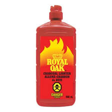 Royal Oak - Charcoal Lighter Fluid