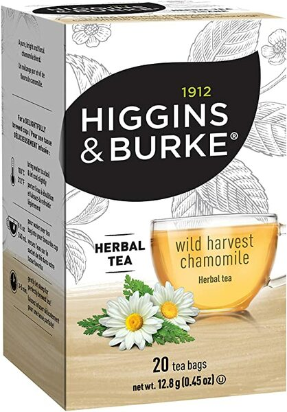 Higgins & Burke - Herbal Tea