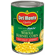 Del Monte - Corn Kernel - No Salt Added