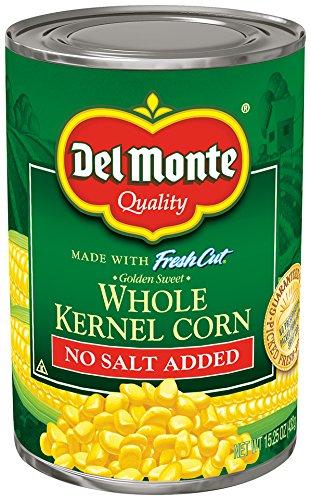 Del Monte - Corn Kernel - No Salt Added