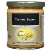 Nuts To You - Cashew Butter - Smooth