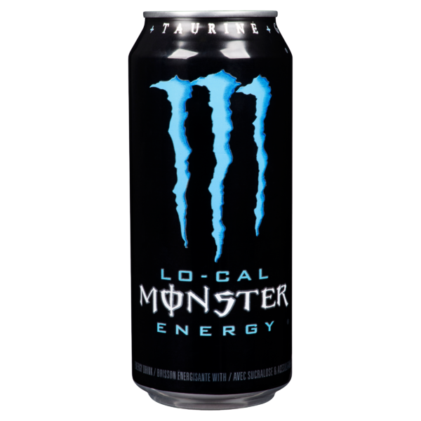 Monster - Energy Drink - Low Calories