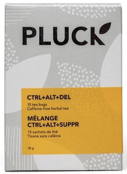 Pluck - Herbal Tea - Caffeine Free - 15 Pack
