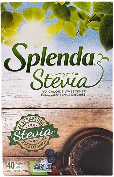 Splenda - Stevia