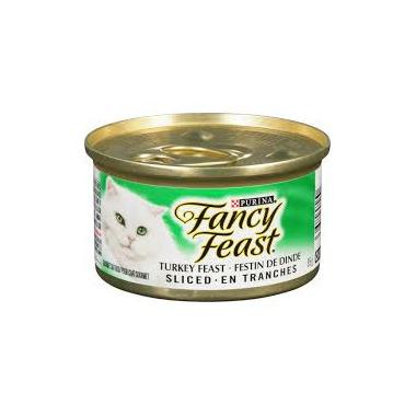 Fancy Feast - SLICED Turkey