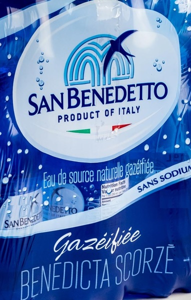 San Benedetto -  Mineral Water - Carbonated