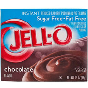 Jell-O Instant Pudding - Fat Free Chocolate