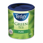 Tetley - Tea Bags - Green Tea - Pure - 24 Pack