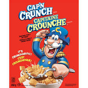 Quaker - Cap`n Crunch Cereal