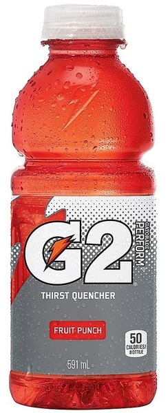 Gatorade - Perform - G2 - Thirst Quencher - Fruit Punch