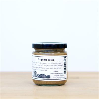 Miso Soybean Paste - Organic Miso