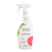 Live Clean - Grapefruit Multi Surface Cleaner