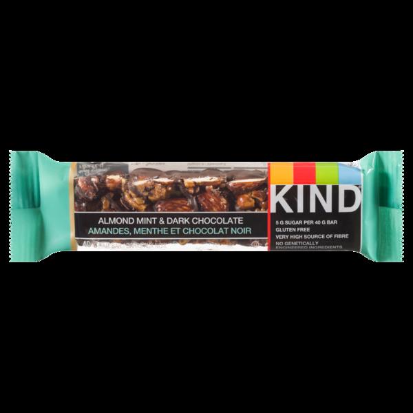 Kind - Almond Mint  Dark Chocolate