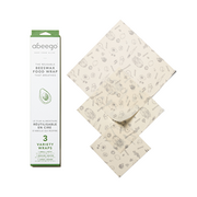 Beeswax Food Wrap - Variety (3)