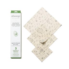 Beeswax Food Wrap - Variety (3)