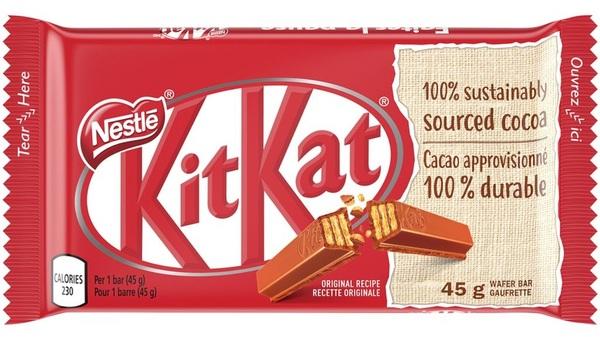 Nestle - Kit Kat - Wafer Bar - Original Recipe