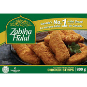 Zabiha Halal - Chicken Strips