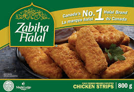 Zabiha Halal - Chicken Strips