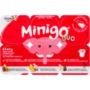 Yoplait - Minigo Duo - Fresh Cheese