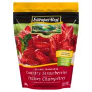 Europes Best - Sliced Strawberries