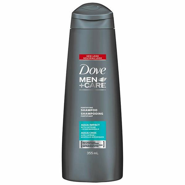 Dove Men + Care - Aqua Impact Shampoo