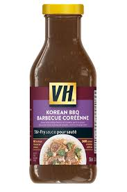 VH - Korean BBQ - Stir-Fry Sauce