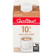 Sealtest - Half & Half Cream