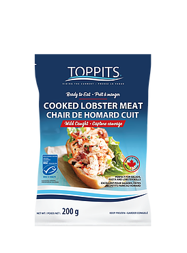 Toppits - Lobster Cooked Meat