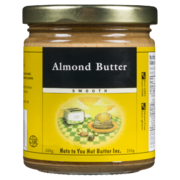 Nuts To You - Almond Butter - Smooth