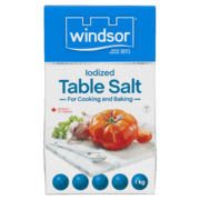 Windsor - Table Salt