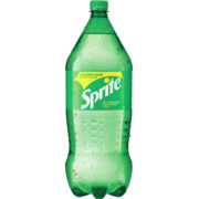 Sprite - Lemon-Lime Soda - With 100% Natural Flavour