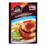 Club House - Brown Gravy 25% Less Salt