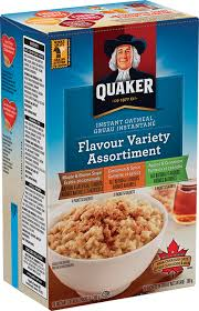 IQO - Quaker Oats RTS - 3 Flavor Variety Pack