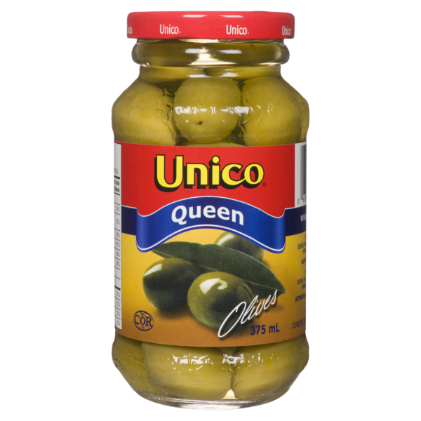 Unico Plain Queen Olives