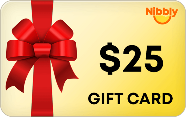 Nibbly $25 Electronic Gift Card