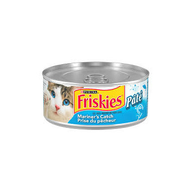 Friskies - Pate Mariners Catch