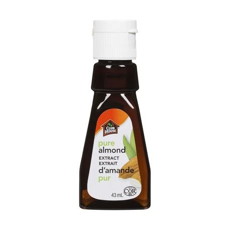 Club House - Pure Almond Extract