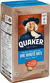 Quaker - One Minute Oats