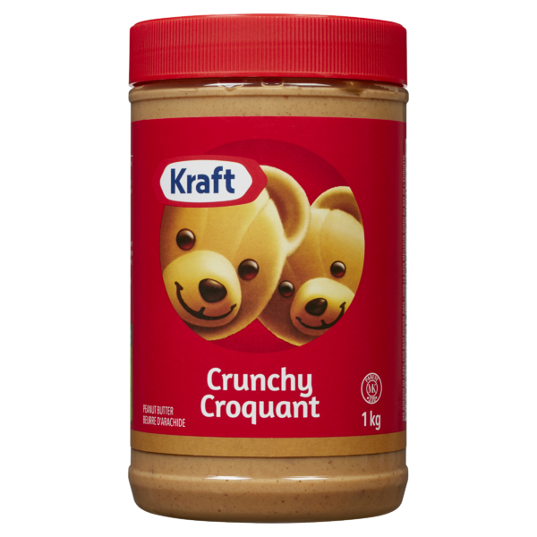 Kraft - Peanut Butter Crunchy