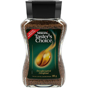 Taster's Choice - Instant Coffee - Decaffeinated