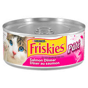 Friskies - Pate Salmon Dinner